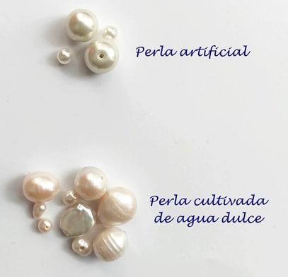 6 pruebas para saber si una perla es real o artificial. Joyas Siliva.
